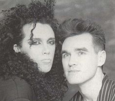 pete burns & moz submitted by closeaway