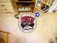 University of Nevada, Las Vegas (UNLV) Soccer Ball