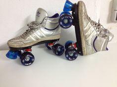 Adidas Dirty skate made by. Rollschuhe.de