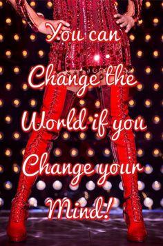 Kinky Boots #positivity