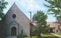 Memorial Presbyterian Church :: Bowden Postcard Collection Online