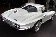 63 Split window Corvette Stingray