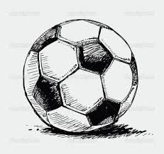 soccer ball drawing