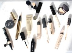 FAVORITE CONCEALERS IN ROTATIONS