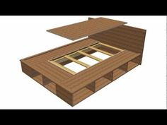 Platform Bed Assembly- perfect bed frame for our room!