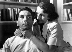 """Hope Emerson puts the squeeze on Richard Conte in """"Cry of the City"""" Director: Robert Siodmak Bogart And Bacall, Humphrey Bogart, Classic Film Noir, Classic Films, Shadow Film, Thelma Ritter, Richard Conte, Ethel Waters, Hattie Mcdaniel"""
