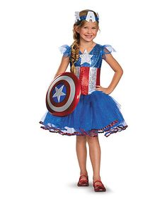 American Dream Tutu Prestige Dress-Up Set - Toddler & Girls #zulily #zulilyfinds