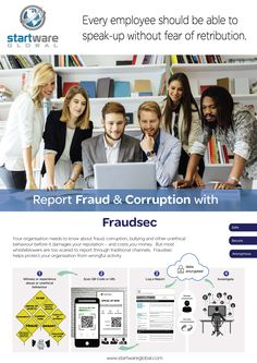 Report Fraud & Corruption with Fraudsec
