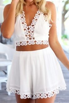 Two Piece Outfits | Sexy Two Piece Outfits And Crop Top Skirt Sets Fashion Style Online | ZAFUL