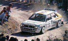 Sainz_Montecarlo93_Via: Rally with gr.A rally cars.