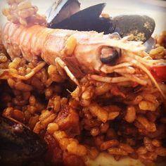 Escamarlà adormit #food #restaurant #Sitges #Garraf #Penedes #paella #5InstameetPenedès