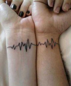 .  . Kleine Motive, grosse Bedeutung. Freundschafts-Tattoos gibt es schon seit vielen Jahrzehnten und sie kommen nie außer Mode. So manche Lebensabschnittsgefährten kommen und gehen, doch die beste Freundin oder der beste Freund – sie bleiben für immer. .  .  . .  .  …