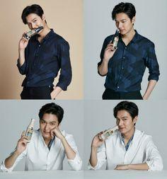 Lee Min-ho in coffee advertisement @ HanCinema :: The Korean Movie and Drama Database