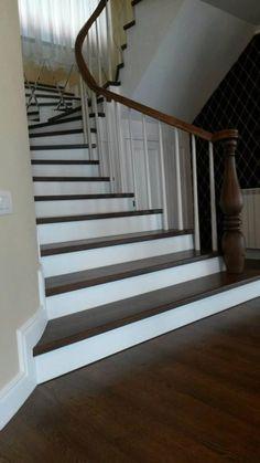 scari interioare - scari-de-beton-imbracate-35