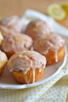 Baking Recipes, Cake Recipes, Scottish Recipes, Polish Recipes, Polish Food, Breakfast Dessert, Blue Berry Muffins, Blueberries Muffins, No Bake Cake
