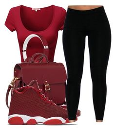 """""""//Trxll//"""" by raquel-june ❤ liked on Polyvore featuring Beats by Dr. Dre, The Cambridge Satchel Company and NIKE"""