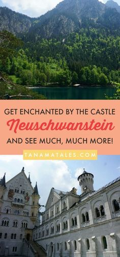 Things to do in Munich, Germany - A lot of people visit the Neuschwanstein Castle as a day trip from Munich. And, I get it. The castle is spectacular. Even Walt Disney got inspired by it (because of its major fairy tale aura). However, the area surrounding the castle is breathtaking. Why not experience that side of Bavaria too? My guide to the area shows you how to make the most of a day in there.