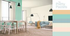 Interior Design Ideas and Inspiration For Your Home. Ideas For All Design Styles. Living Room Scandinavian, Scandinavian Furniture, Scandinavian Style, Nordic Style, Living Room Designs, Living Spaces, Style Deco, Luxury Homes, Dining Table