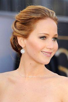 Beleza do Oscar 2013 tem foco nos cabelos ondulados tipo Gilda ou nos presos sem muito esforço | Chic - Gloria Kalil: Moda, Beleza, Cultura e Comportamento