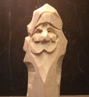 Beginners Carving Corner and Beyond: Last Minute Santa's