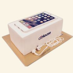 торт айфон, торт iphone 6