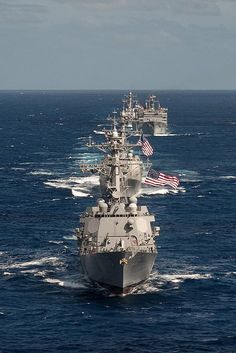 The strength and status of any nation can be measured in part by the will and might of its navy. #americasnavy #usnavy