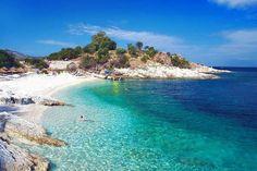 Bataria beach, Corfu ~ Ionian Sea