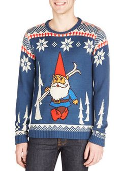 Assert Your Elf Men's Sweater, #ModCloth