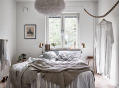 Dreamy bedroom - and how to get the look - via cocolapinedesign.com