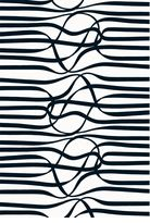 Marimekko. I think this is actually a Finnish textile, but it could work as an abstract painting - and alongside the three abstract paintings posted with it.