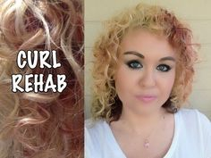 curly hair styling regimen, styling products, damaged hair, dyed, 3a, curly twirly