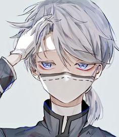 Beautiful Boys, Pretty Boys, Cute Boys, Cute Anime Boy, Anime Guys, Anime Elf, Character Art, Character Design, Real Anime