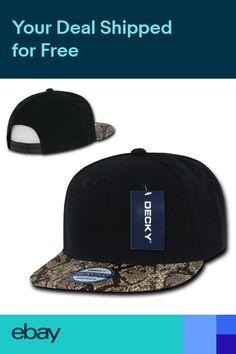 SNAKE SKIN SNAPBACK HAT Cap Black brown vtg retro animal print brim swag f92ef1fcafea