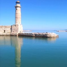Lighthouse, Rethymno