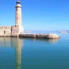 Lighthouse, Rethymno