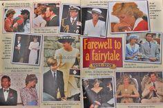 Farewell to a Fairytale!