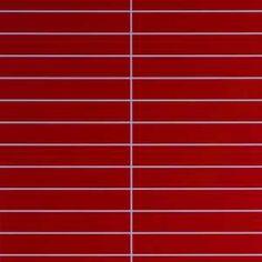 BADEROMSP 2101-F03 HG RED 30X5 11X620X2400 FLIS: 30X5