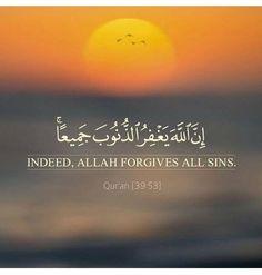 بعد التوبة Après repentant After repenting