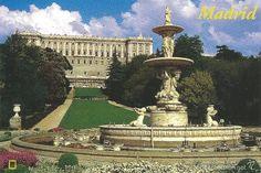 ** PH21 - POSTAL - MADRID - PALACIO REAL - Foto 1