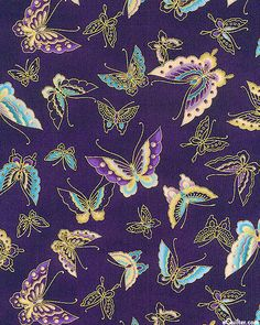 Butterflies are free... so why is this 10.75/yard?