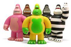 Amos Toys King Ken Series 2.