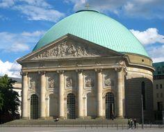 Catedral de Santa Eduvigis, Berlín.