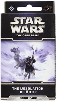 Star Wars: The Card Game: The Desolation of Hoth Force Pack