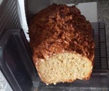 Rezept Vollkorn haferflocken - Quark Brot , Low Carb geeignet von Tinka2809 - Rezept der Kategorie Brot & Brötchen
