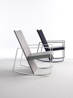Rox rocking chairs by Davis Furniture