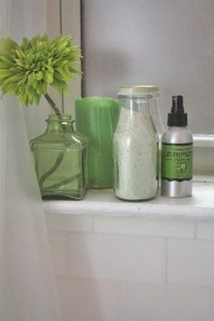 DIY Bath Salts with Epsom, Sea Salt, Oatmeal & Smelly Stuff!