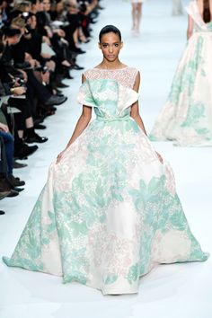Elie Saab Summer 2012....the entire collection is beautiful!