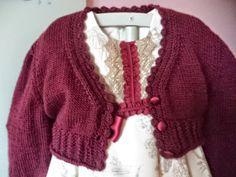 ganchillo y tricot...anamary: más chaquetitas...
