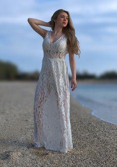 fac09e8a7d8 Οι 19 καλύτερες εικόνες του πίνακα Φορεματα | Cute dresses, Elegant ...