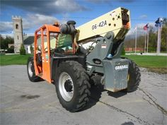 """If You're Looking Forklift For Your Orgnization, The Get Best Deal on Used 2004 Jlg #Forklift with Free Price Quotes by Access Lift Equipment, Inc. for $ 28000 in Chambersburg, PA, USA. This Is Most Populer and Equipped with best features as 6600 lb capacity, 42', Open cab, 48"""" carriage, FF tire, 3697 hours. It's  Runs good and very clean condition. If you Interested to know more, then visti at: http://goo.gl/wTn9xV"""